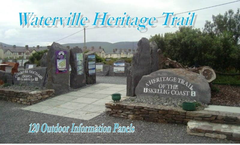 Waterville Heritage Trail, Kerry, Ireland