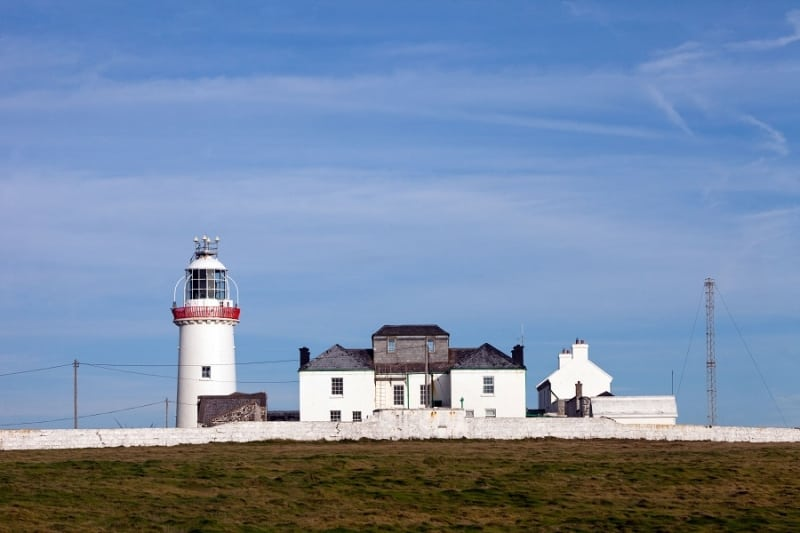 Loop Head Lighthouse Valerie O'Sullivan 2001 Wild Atlantic Way