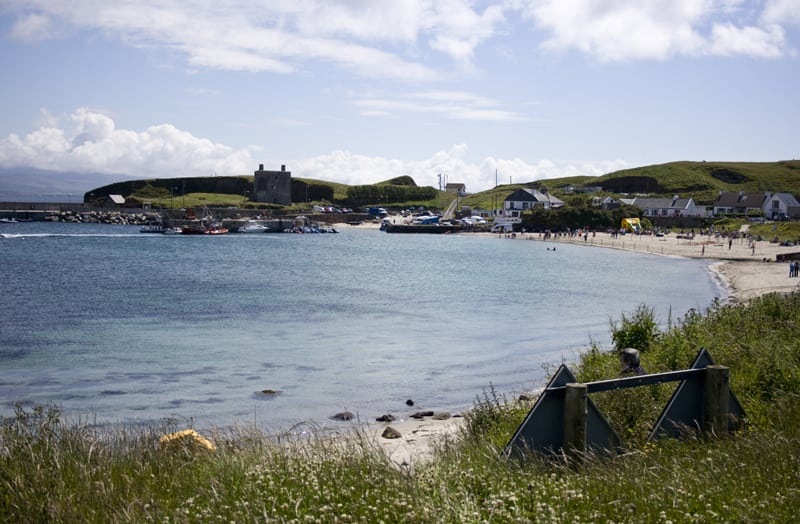 Clare Island, Clew Bay, Mayo, Ireland cc.KDamo