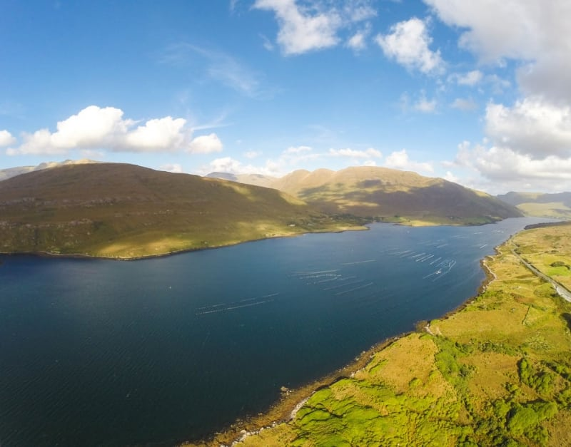 Killary Harbour Fjord Galway Mayo, Wild Atlantic Way, Ireland 2 Raymond Fogarty