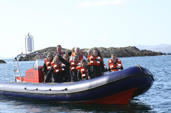 Ribtrips Derrynane and Kenmare Boat Tours, Skellig Coast, Ring Of Kerry, Wild Atlantic Way, Ireland_ActiveMe.ie