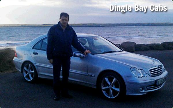 Dingle Bay Cabs, maurice-kavanagh, ActiveMe.ie, taxi