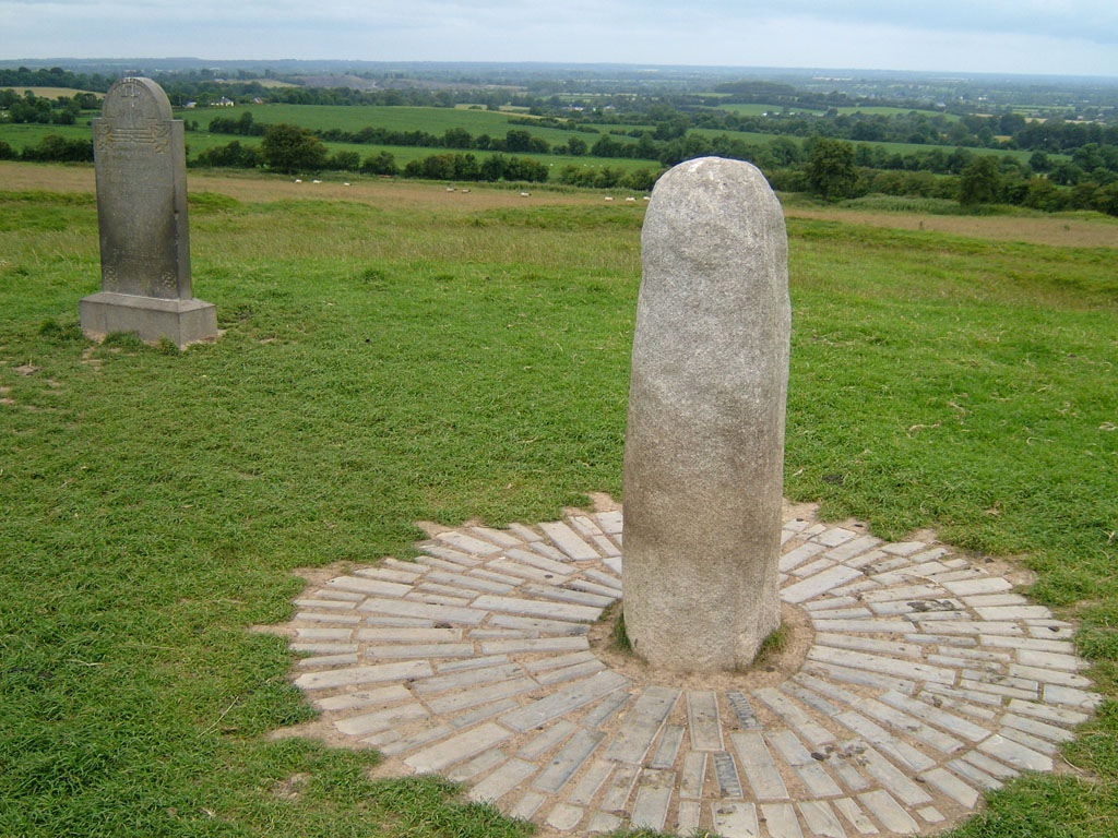 Hill-of-Tara-Stone-of-Destiny-Meath-Irelands-Ancient-East