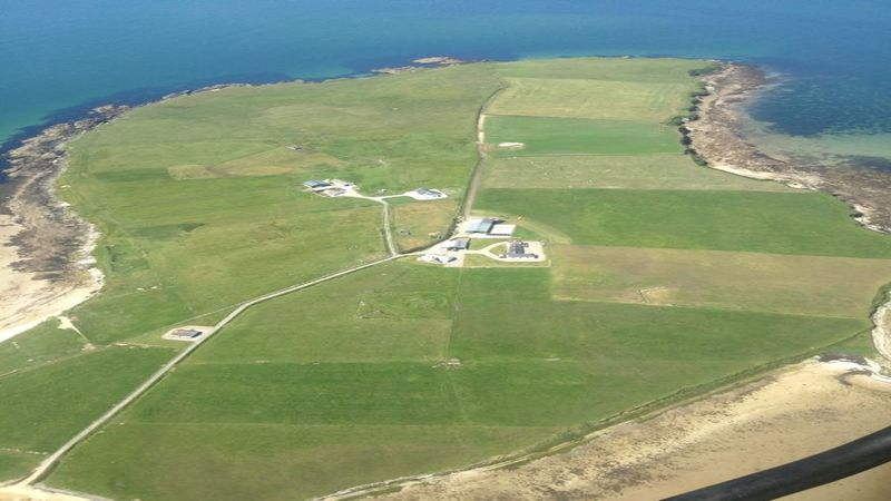 Claggan Island Aerial, Co Mayo, Wild Atlantic Way, Ireland Coast Guard Station Website