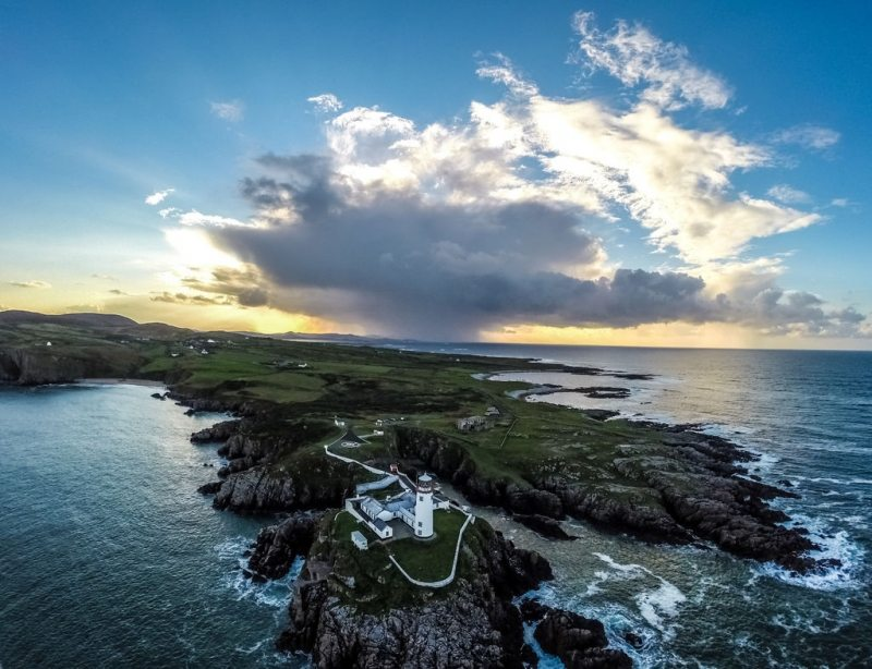 Fanad Head, Fanad Peninsula, Co Donegal, Wild Atlantic Way, Ireland by Raymond Fogarty