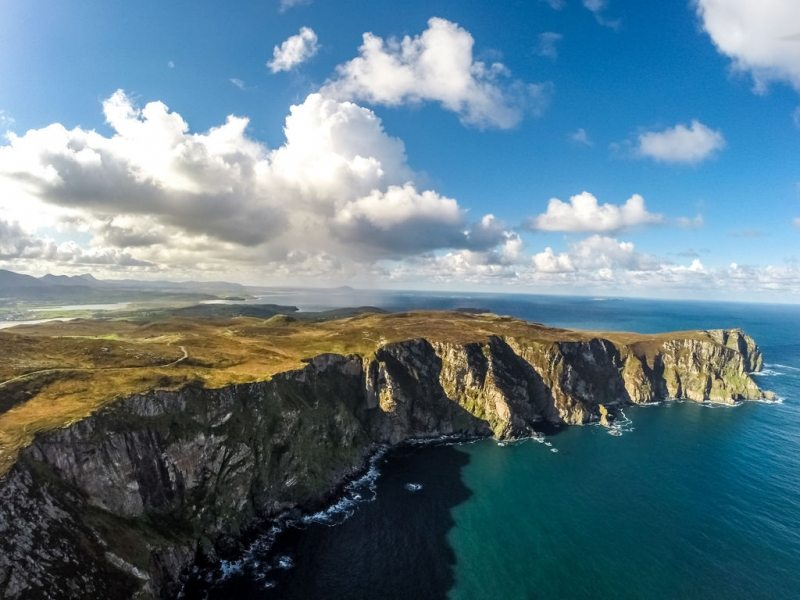 Horn Head, Donegal, Wild Atlantic Way, Ireland by Raymond Fogarty