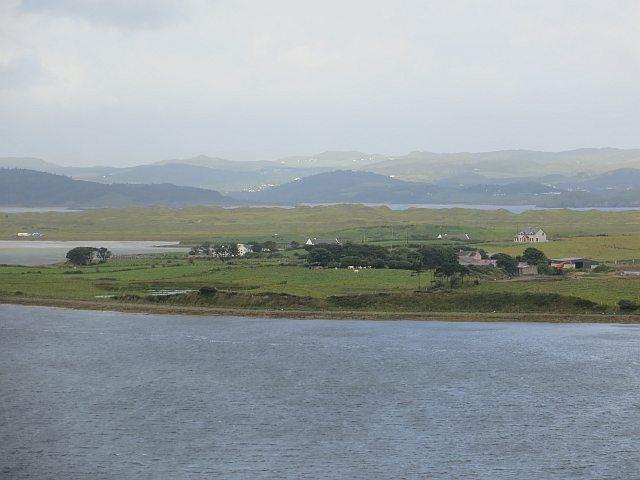 Island Roy, Donegal, Wild Atlantic Way, Ireland, Copyright Richard Webb