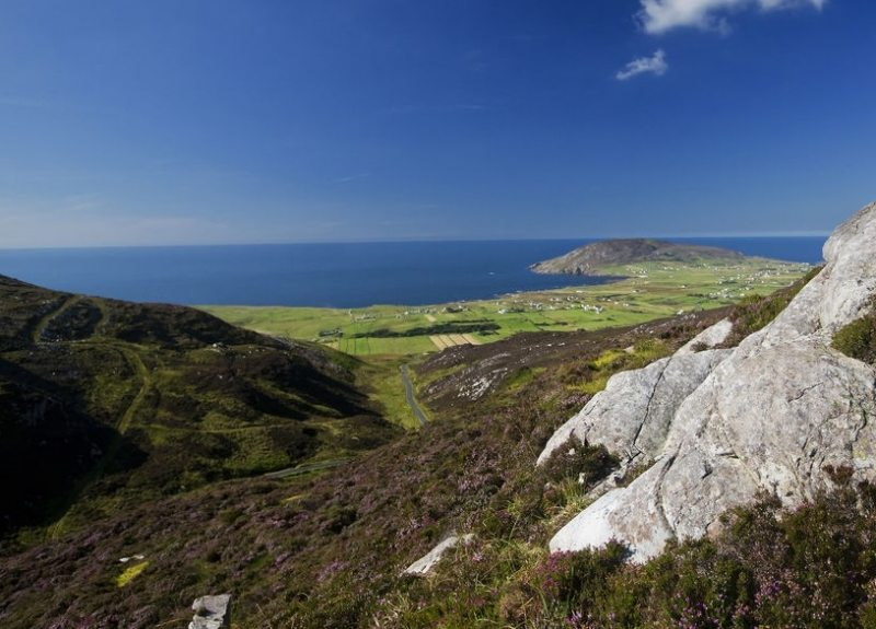 Mamore-Gap, Donegal, Wild Atlantic Way, Ireland