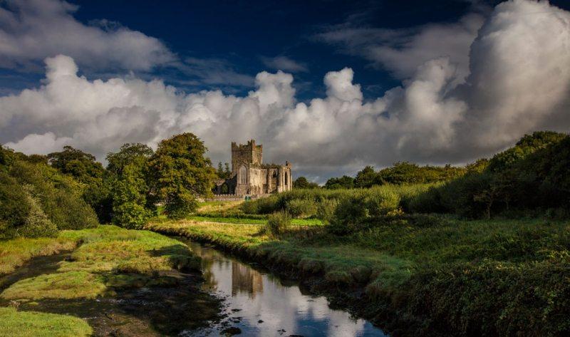 Tintern Abbey, Copper Coast, Co. Waterford, Ireland Failte Ireland