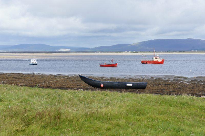 Tullaghan Bay, Co Mayo, Wild Atlantic Way, Ireland by Mike Vaughan