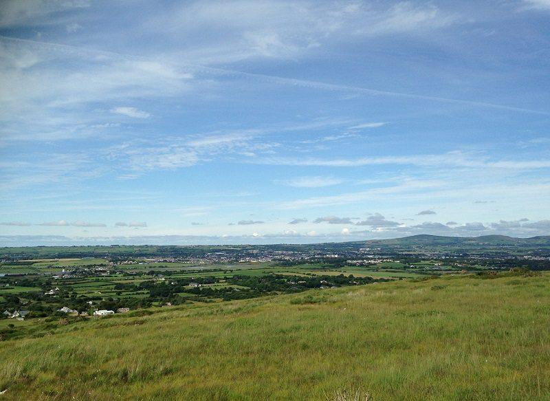 Tonevane Loop walk, Tralee, Kerry