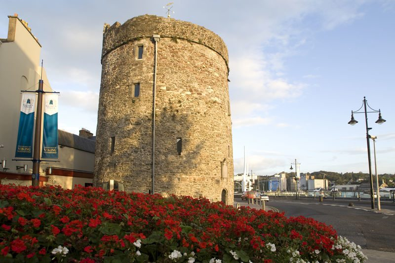 Reginalds-Tower-Waterford, Ireland Ancient East, Failte Ireland