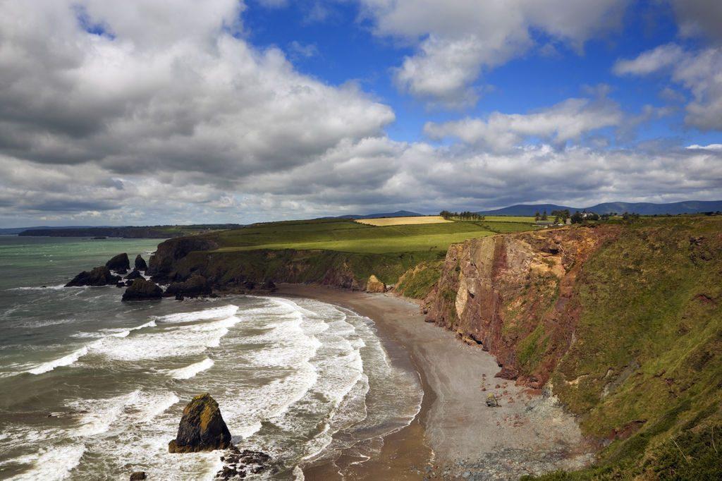 Ballydowane Cove, Copper Coast, Co. Waterford, Ireland Failte Ireland