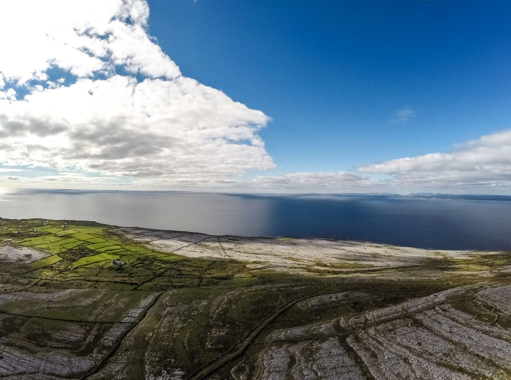 Black Head, The Burren, Co Clare on the Wild Atlantic Way by Raymond Fogarty