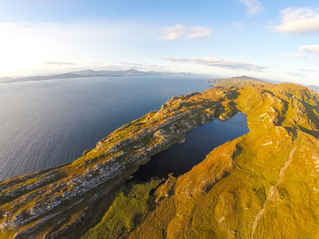 Sheeps Head Peninsula Drive Route Map And Guide Bantry
