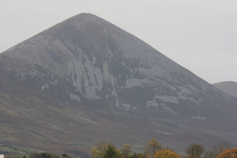 Croagh Patrick Mountain Pilgrim Path and Hiking Trail Westport Co Mayo Wild Atlantic Way Top 10 Best Walking Routes in Ireland