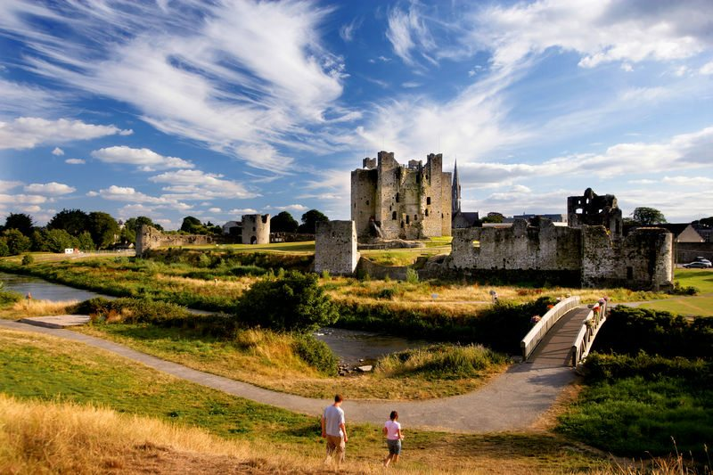 Boyne Valley Scenic Drive Route Map And Guide Co Meath