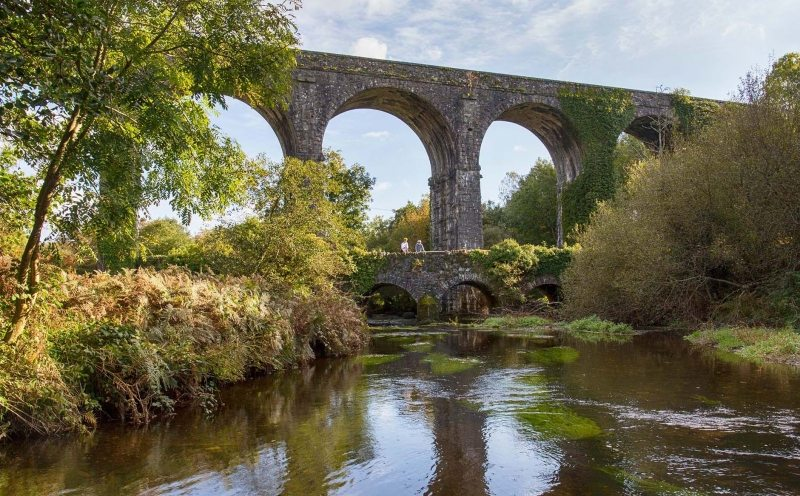 Durrow Viaduct-Waterfords Deise Greenway, Copper Coast, Irelands Ancient East