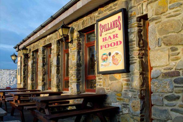 Spillane S Restaurant Castlegregory Menu